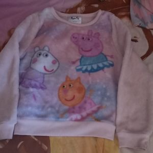 Peppa Pig Dance Woobie Sweater